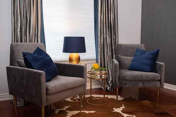 LFI Design Living Room - Ricci Project